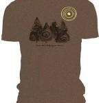 tree rings Tshirt