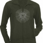 vibrating lotus track jacket